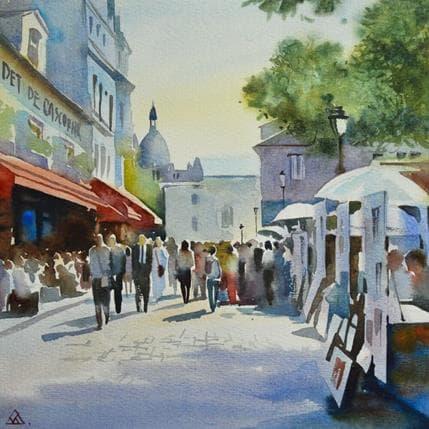 Vasyl Khodakivskyi Paris s16 25 x 25 cm