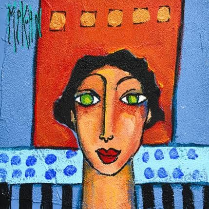 Marie-Pierre Kuhn Fabiana 19 x 19 cm