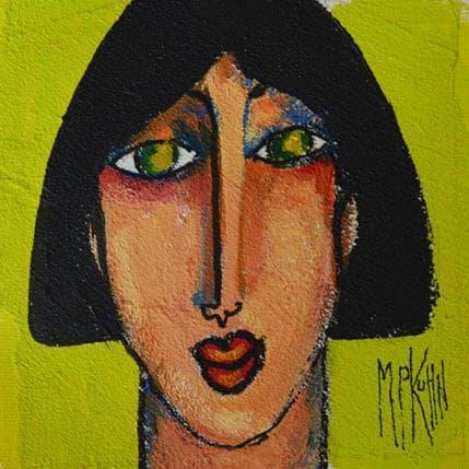 Marie-Pierre Kuhn Camille 13 x 13 cm