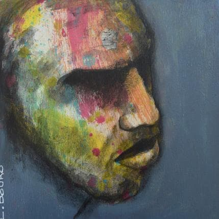 L.Bouro Sans titre 32 25 x 25 cm
