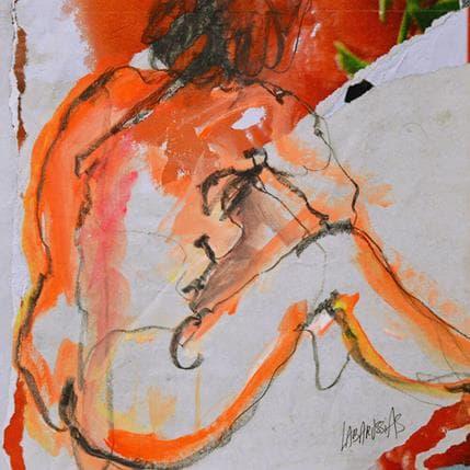 Corinne Labarussias Donna 36 x 36 cm