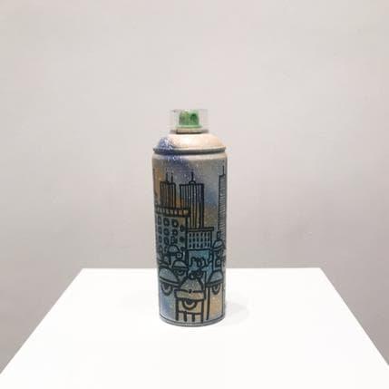 Franck Lamboley Bombe 1 6,5 x 6,5 x 18,5 cm