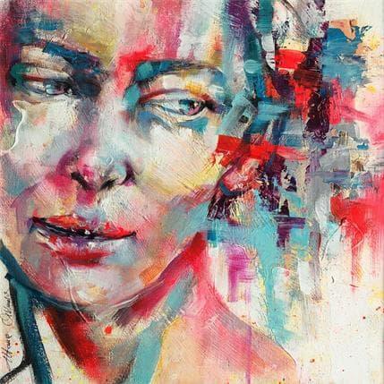 Monica Abbondanzia Algar 25 x 25 cm