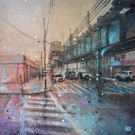 Graffmatt Newtown avenue 36 x 36 cm