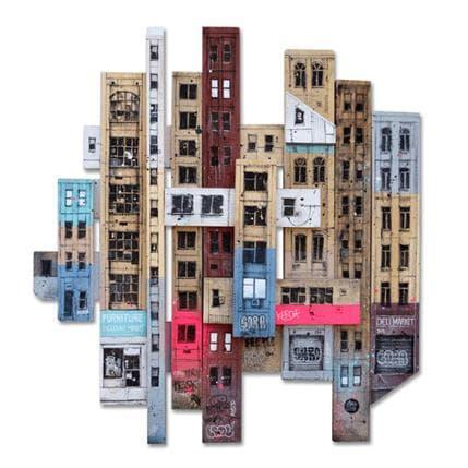 Graffmatt High street 80 x 80 cm