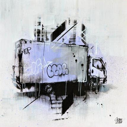 Graffmatt Rolling tags 25 x 25 cm
