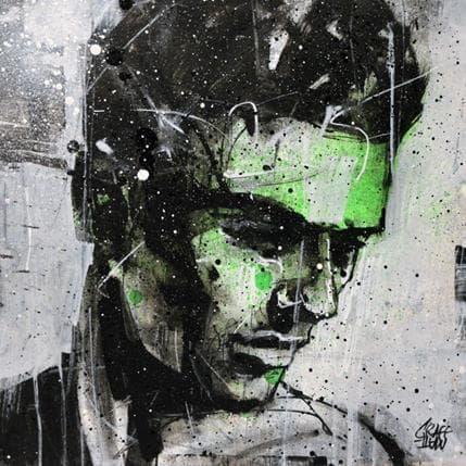 Graffmatt Silent face 19 x 19 cm