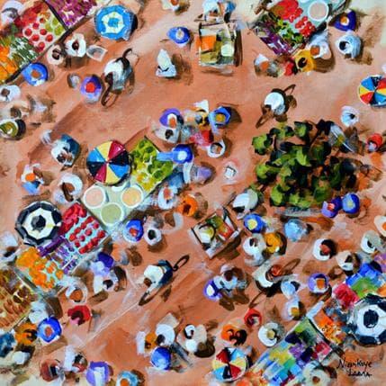 Niankoye Lama Place de marché 07 36 x 36 cm