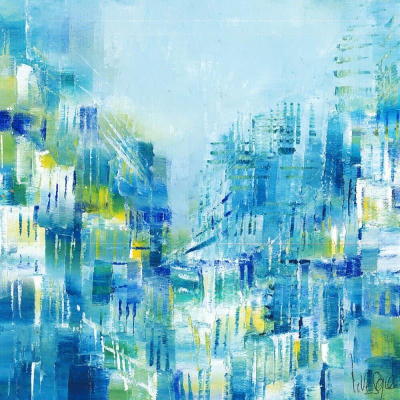 Vile bleue