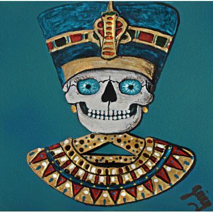 Geiry Néfertiti 13 x 13 cm