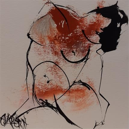 Martine Chaperon Argent 6 13 x 13 cm