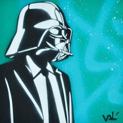 Valérian Lenud Vader trader 19 x 19 cm