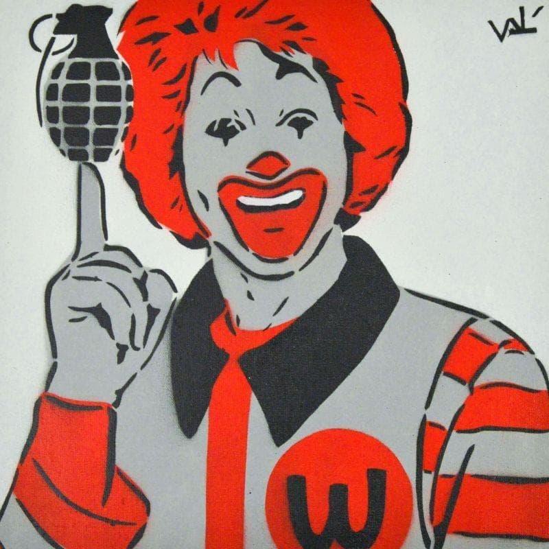 Ronald war Donald
