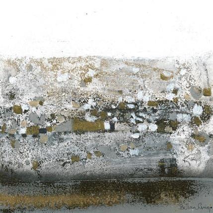 Levin Betina Tierra de plata 25 x 25 cm