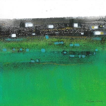 Levin Betina Las ventanas del verano 25 x 25 cm