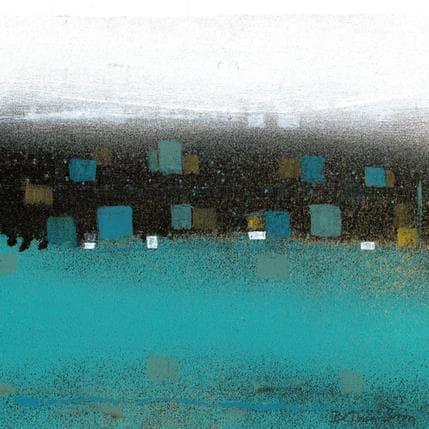 Betina Levin La noche de las luces 19 x 19 cm