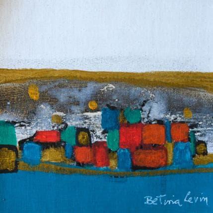 Betina Levin Puerto 13 x 13 cm