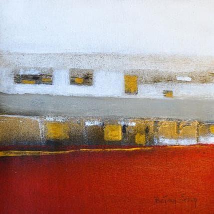 Betina Levin Ruà de oro 19 x 19 cm