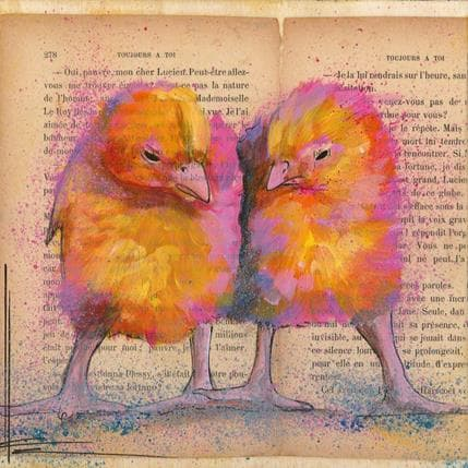 Alice Locoge Peut etre allez vous me trouver egoiste 19 x 19 cm