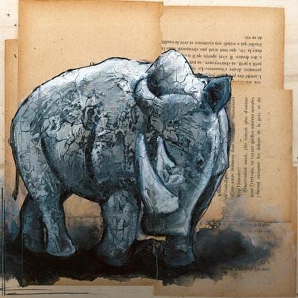 Alice Locoge Tout n´est pas circonscrit 25 x 25 cm