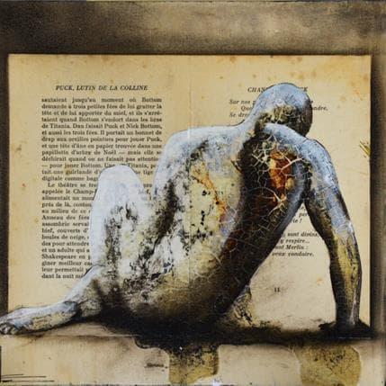 Alice Locoge Dans la nuit 25 x 25 cm