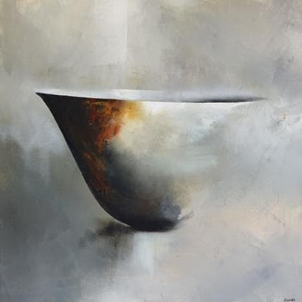 Jonas Lundh Bowl of dreams 80 x 80 cm