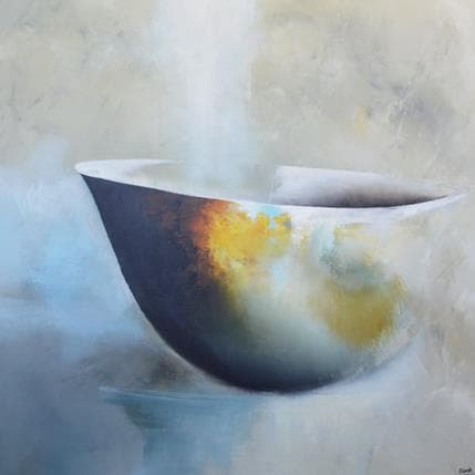 Jonas Lundh Bowl of dreams 2 100 x 100 cm