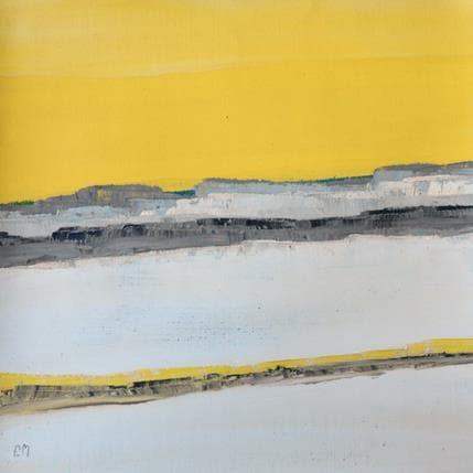 Frédérique Marteau Chant d´été 25 x 25 cm