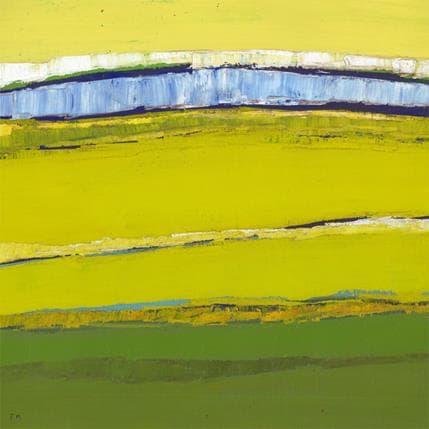 Frédérique Marteau Instant 36 x 36 cm