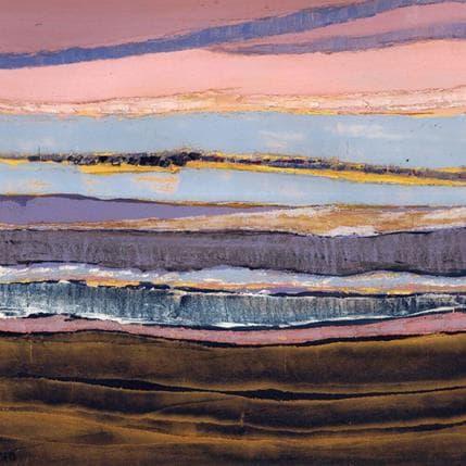 Frédérique Marteau Lumières d´or 36 x 36 cm