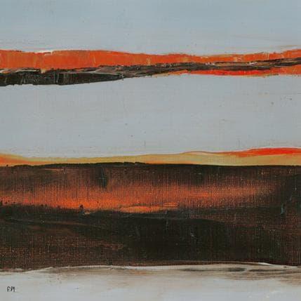 Frédérique Marteau Lumière noire 25 x 25 cm