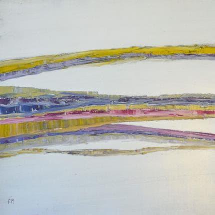 Frédérique Marteau Nouvelle ligne 25 x 25 cm
