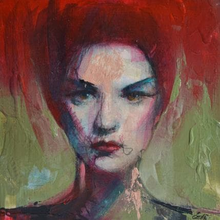 Ozan Virgule Sofia 25 x 25 cm