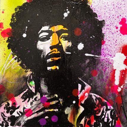 Sergi Mestres Hendrix 25 x 25 cm