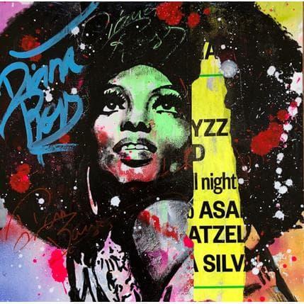 Sergi Mestres Diana Ross 36 x 36 cm