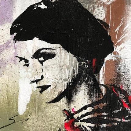 Sergi Mestres Coco Chanel 13 x 13 cm