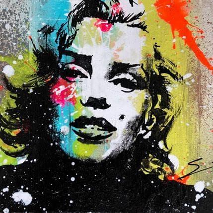 Sergi Mestres Marilyn Monroe 13 x 13 cm