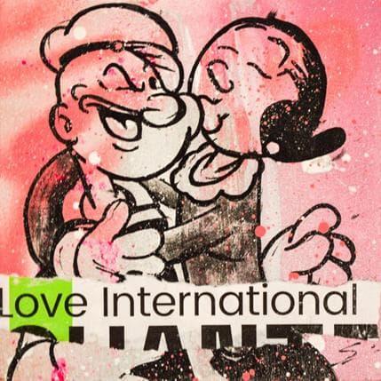 Sergi Mestres Popeye in Love 19 x 19 cm