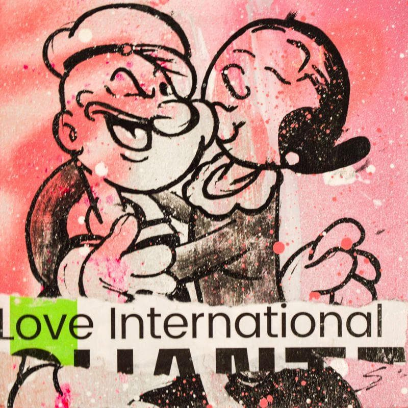 Popeye in Love