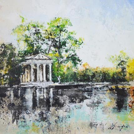 Claudio Missagia Villa borghese 25 x 25 cm
