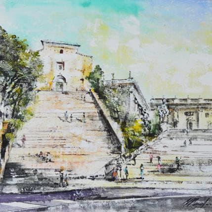 Claudio Missagia Aracoeli 36 x 36 cm