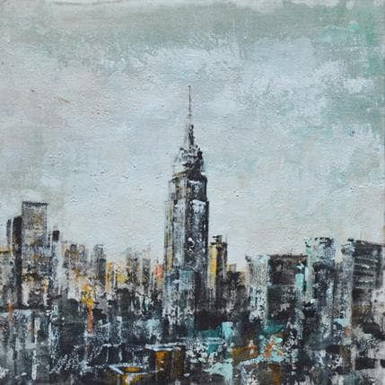 Claudio Missagia New York 19 x 19 cm