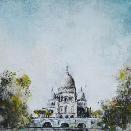 Claudio Missagia Paris 4 25 x 25 cm