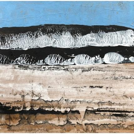 Laurence Moracchini V395 25 x 25 cm
