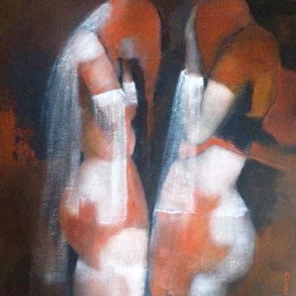 Muze La rencontre 50 x 50 cm