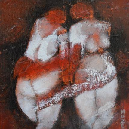 Muze Les danseuses 13 x 13 cm