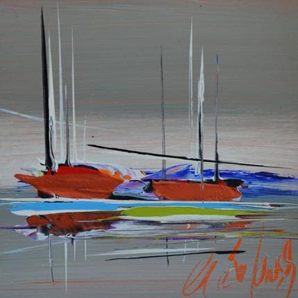 Eric Munsch L'insolite 13 x 13 cm