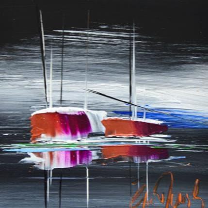 Munsch Eric Balade nocturne 19 x 19 cm