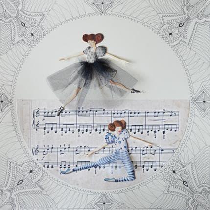 Nai Speculum in musica 36 x 36 cm