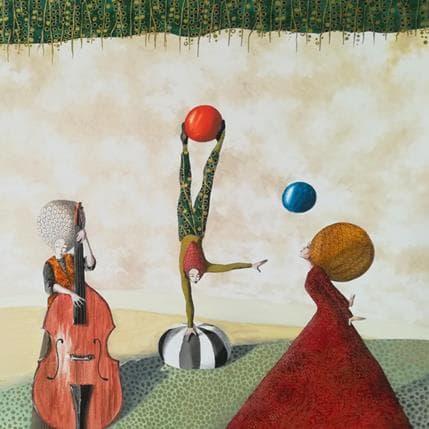 Nai La sonata delicata 50 x 50 cm